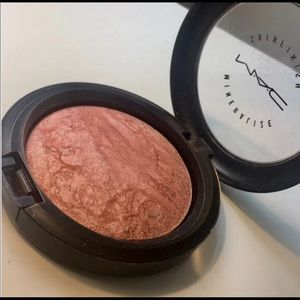 "MAC Minieralized Blush- ""Stero Rose"